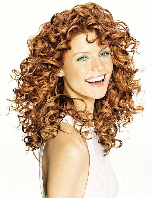 Best Cute Curly Hairstyles