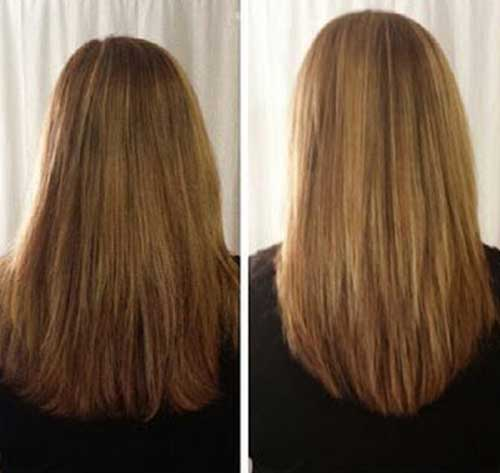 Easy Cut Long Hair Styles