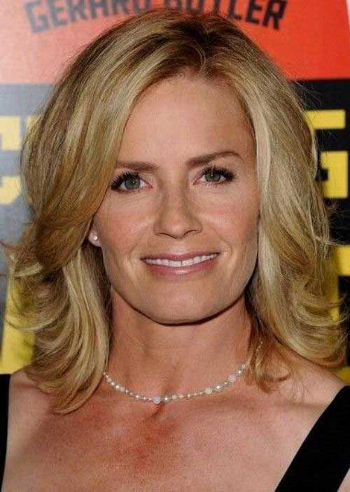 Elisabeth Shue Haircuts Over 40