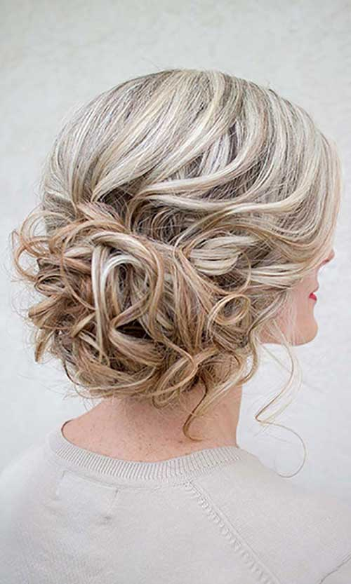 Fall Wedding Hair Images