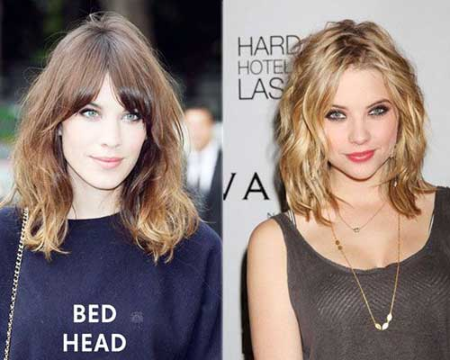 Famous Hairstyles for Medium Hair 2016
