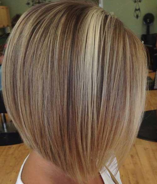 Womens Fine Bob Haircuts