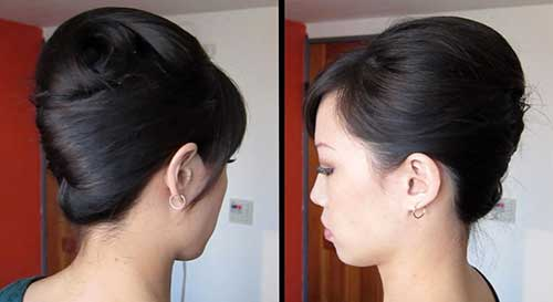 French Twist Hairstyle Ideas