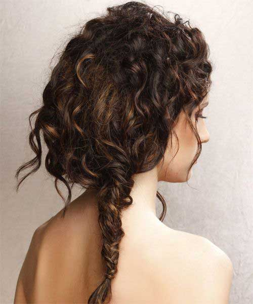 Good Natural Hairstyle for Curly Hair