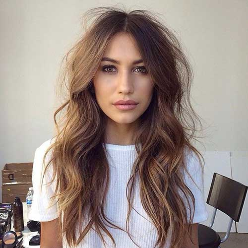 Best Haircuts for Long Fine Hair