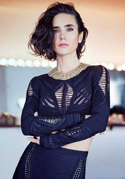 Jennifer Connelly Style Hairstyle Over 40
