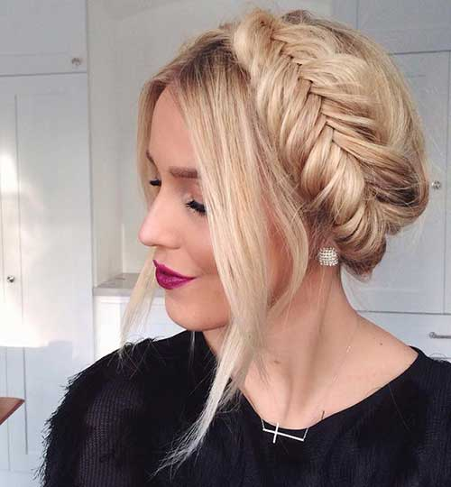 Hairstyles French Braid