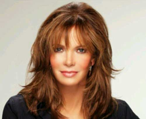Jaclyn Smith Hairstyles Over 40