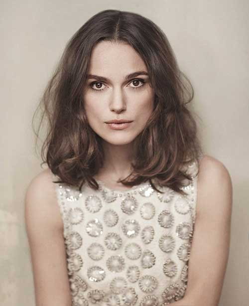Keira Knightley Hairstyles 2015