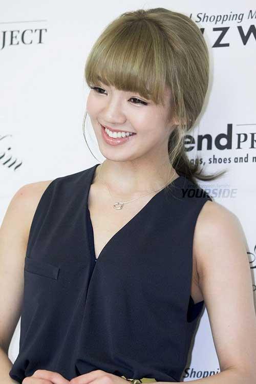 15+ Latest Korean Hairstyle 2014 | Hairstyles & Haircuts ...