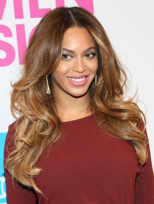 Latest Beyonce Hairstyles Trends