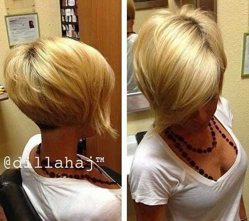 Layered Bob Cut 2016