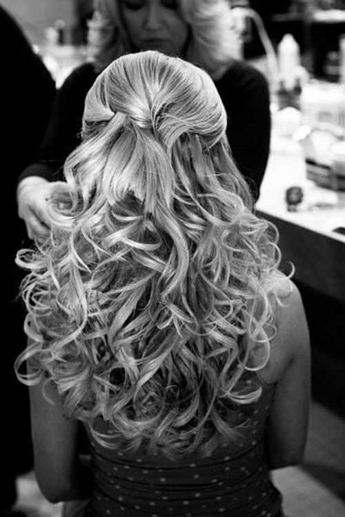 Best Loose Curls Hair Styles
