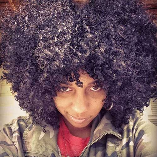 Best Natural Afro Hair Styles