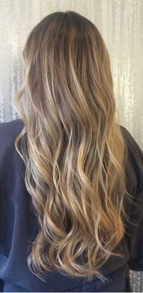Best Natural Blonde Highlights