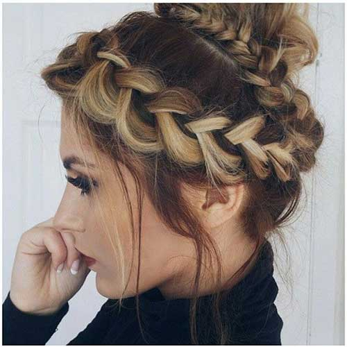 Beautiful Hairdo Ideas for Special Days