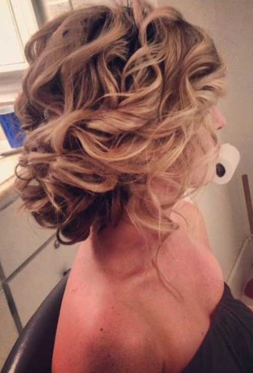 Prom Updos for Long Hair 2015