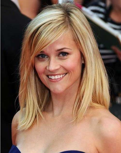 Reese witherspoon Shoulder Length Hair Styles