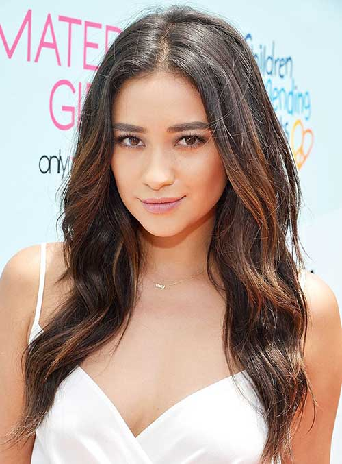 Shay Mitchell Hairstyles 2015