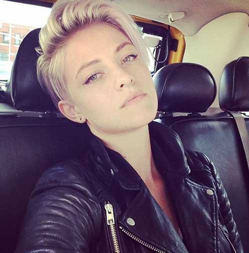 Best Short Blonde Pixie Haircuts