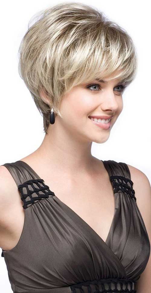 Short Classy Hairstyles 2016