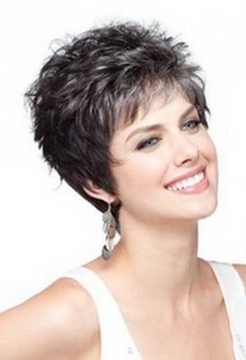 Short Pixie Haircutsfor Over 40