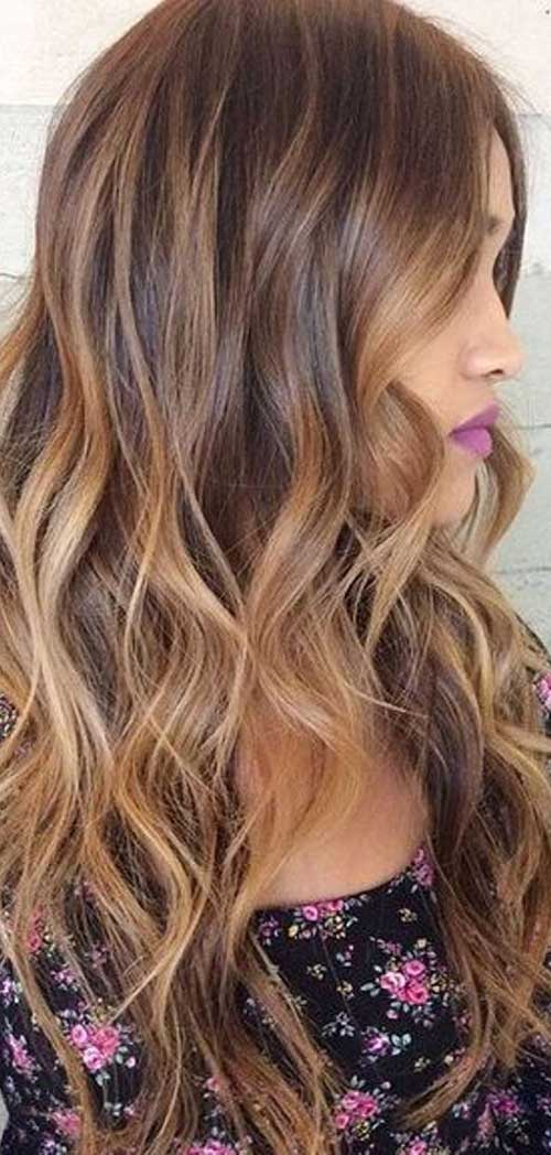 Sombre Hair Style Trends 2016