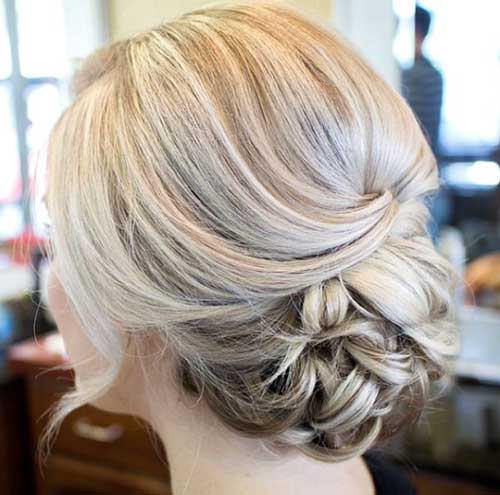 Low Updo 2015
