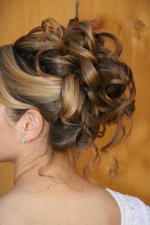 Wedding Updos for 2015