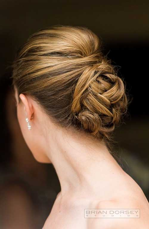Wedding Updos with Braids 2016