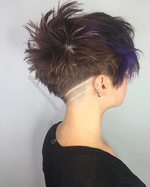 25+ New Short Haircuts for Girls