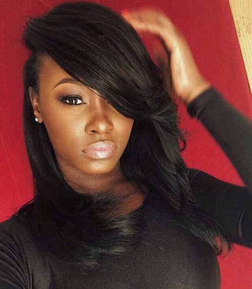 Pretty Black Girls with Long Hair-10