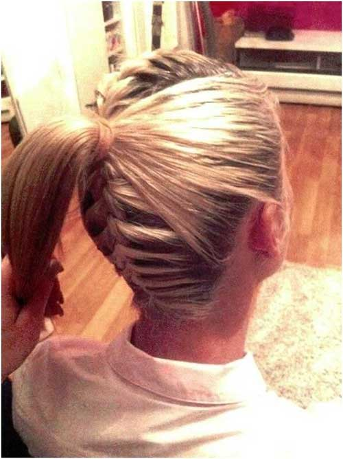 Braided Hairstyles for Ladies-10