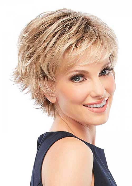 40 Good Short Blonde Hair Hairstyles And Haircuts