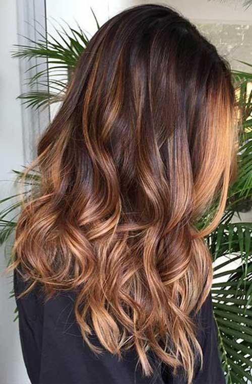 colorful hair styles 30 color ideas for hair hairstyles amp haircuts 2016 2017 2257