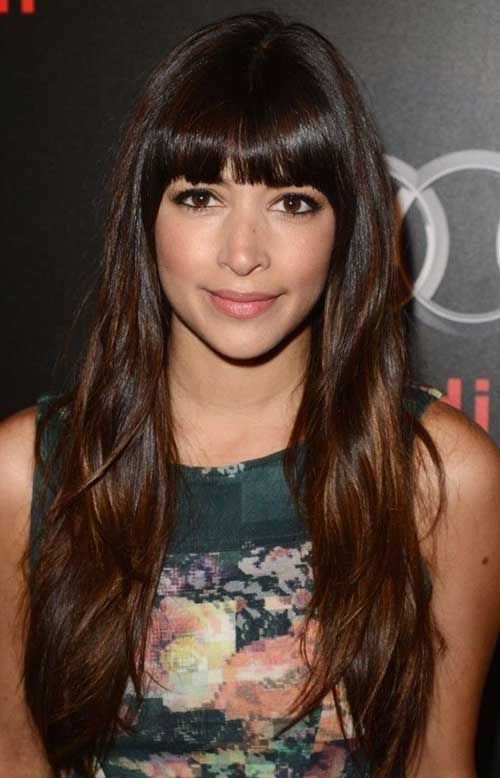 Hairstyles for Straight Hairs-11