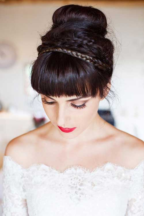 Braided Hairstyles for Ladies-12