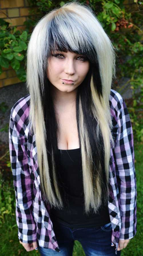 blonde-emo-hair-pictures
