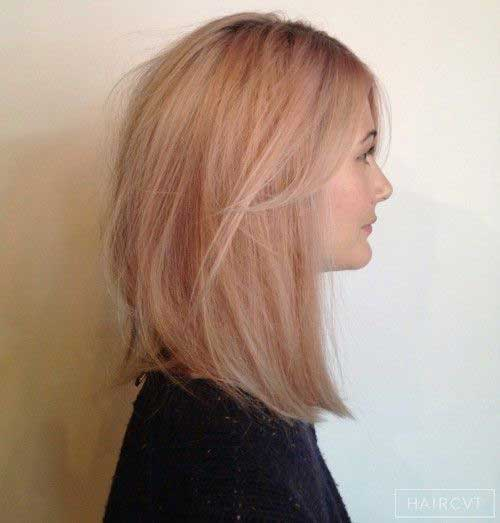 Medium Long Length Hairstyles-12