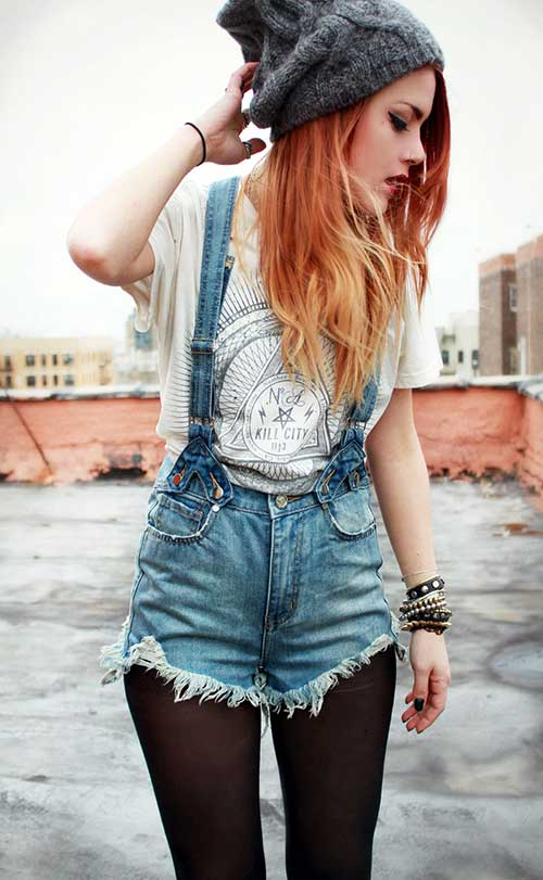 Punk Style Hair-12