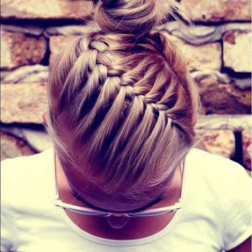 Cute Summer Hairstyles for Long Hair-13