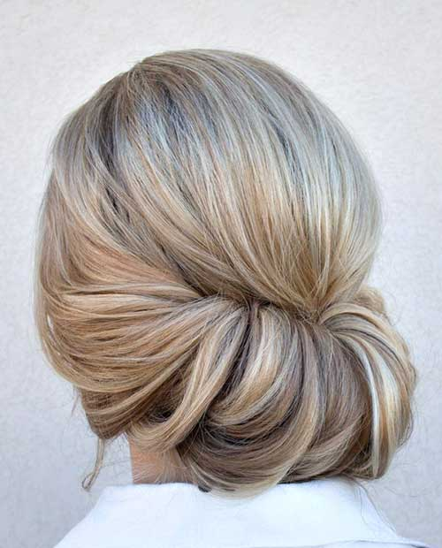 French Bun Hair-13