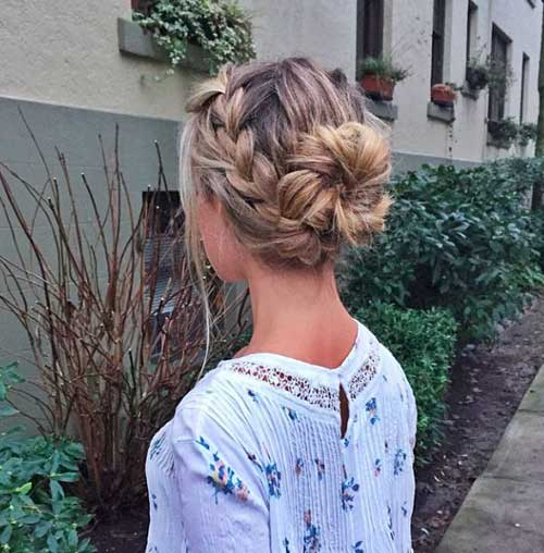 Braided Hairstyles for Ladies-14