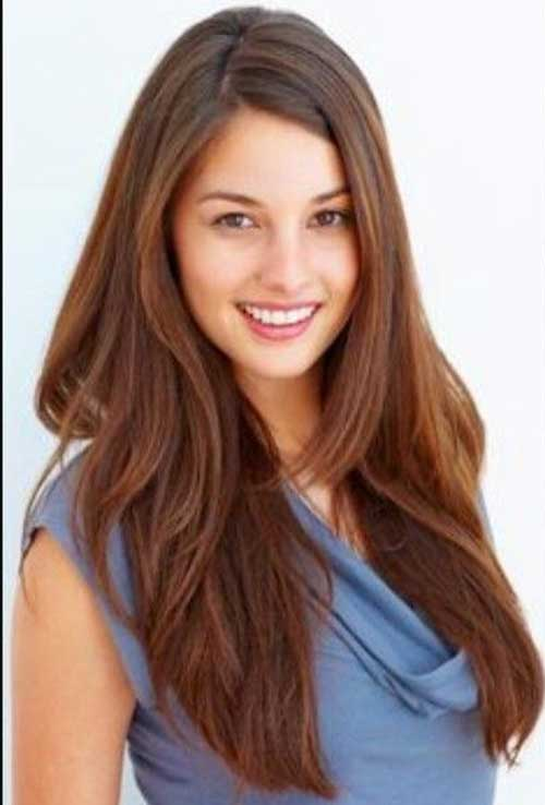 Hairstyles for Straight Hairs-14