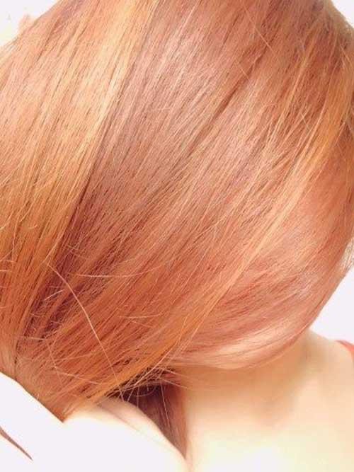 Pink Blonde Hair Color-14