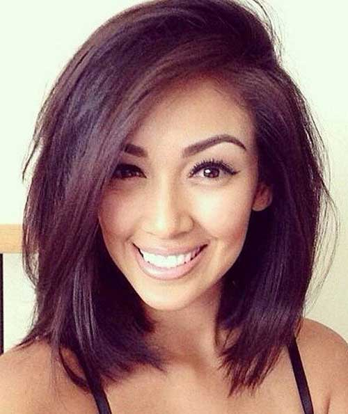 Medium Long Length Hairstyles-16