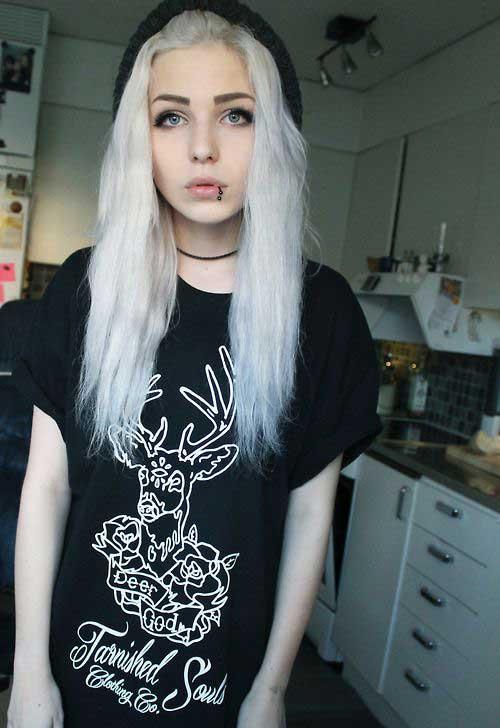 Emo Long Hair-17