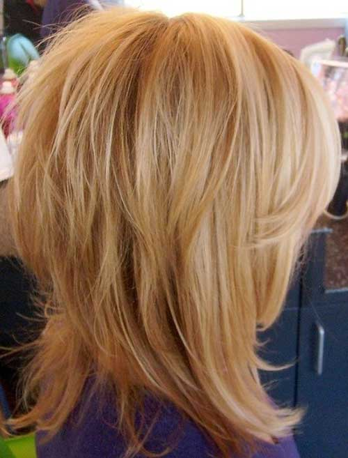 Medium Long Length Hairstyles-17
