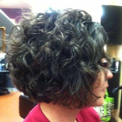Gray Curly Hair-18