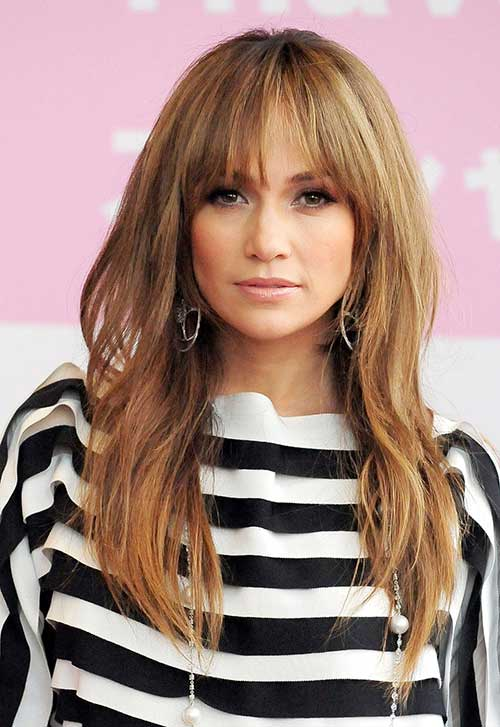Hairstyles with Bangs 2015-21